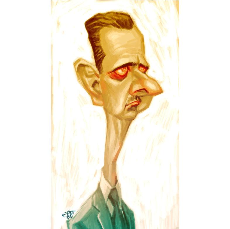 Bashar Asad_Syrian Dictator